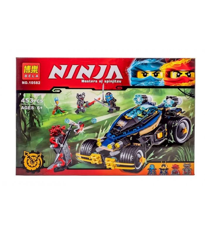 Конструктор Ninja 10582 (453 детали)