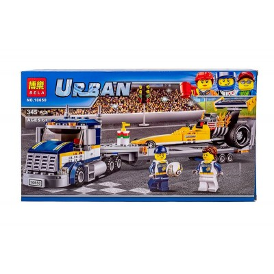 Конструктор Bela 10650 (345 деталей)