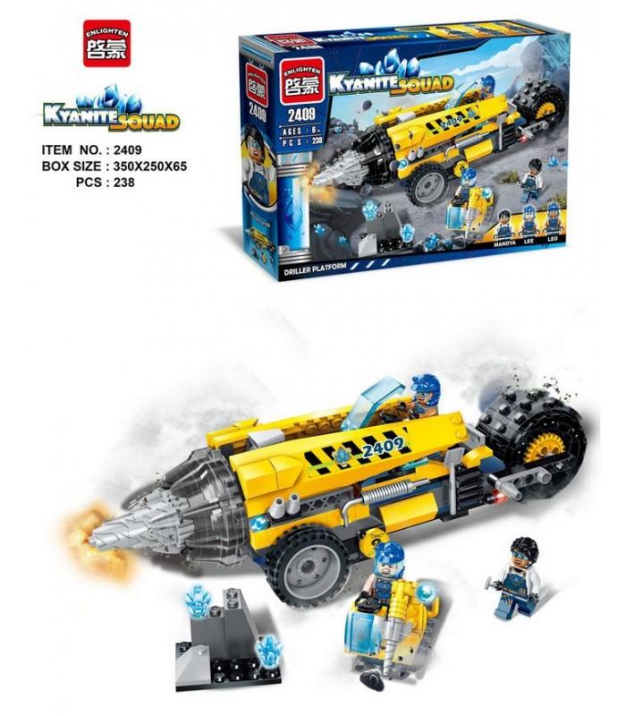 Конструктор Brick 2409 Бурильня (238 деталей)