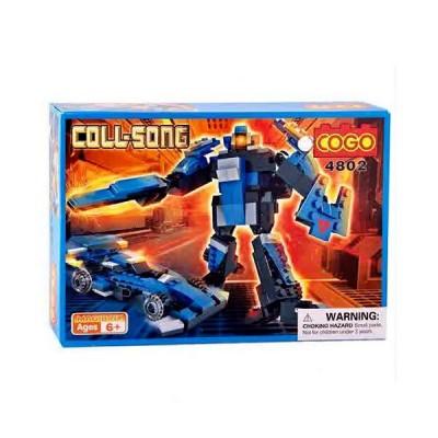Конструктор Cogo 4802 (166 деталей)