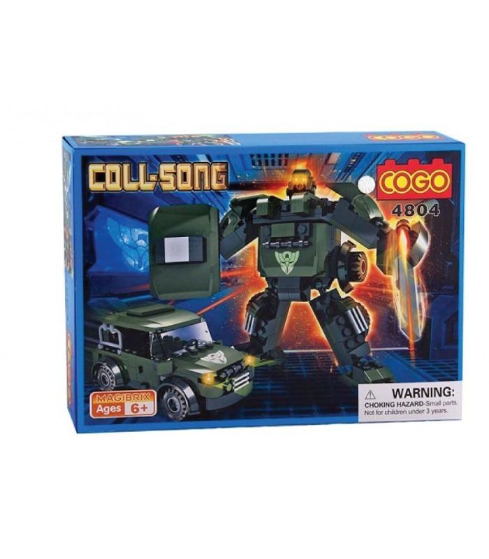 Конструктор Cogo 4804 (169 деталей)