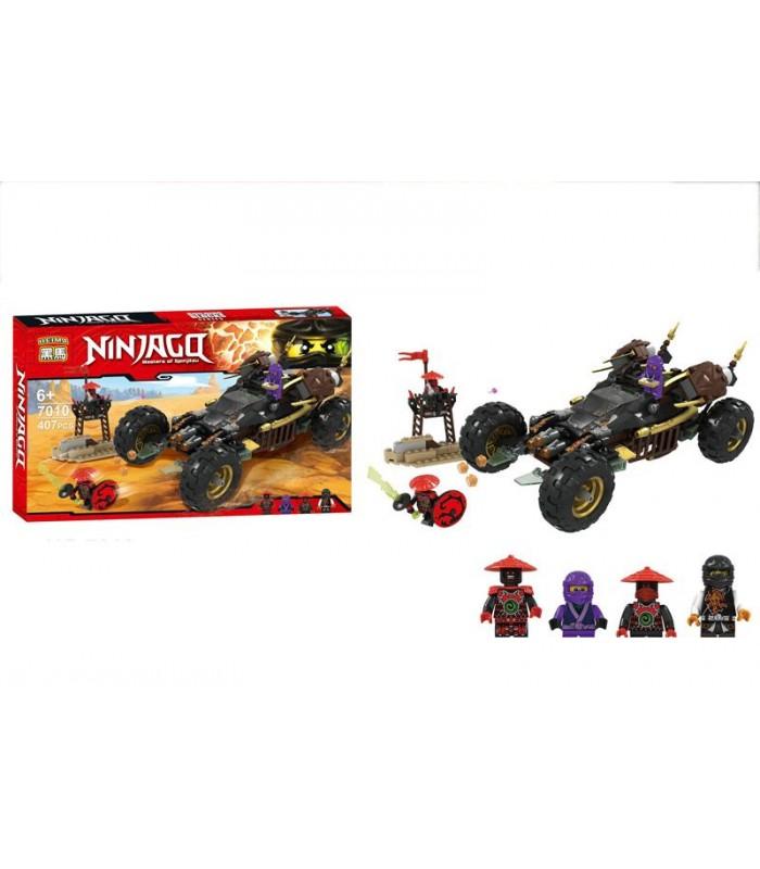 Конструктор Ninjago 7010 (407 деталей)