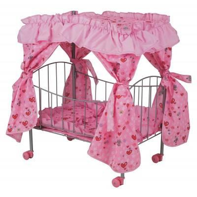 Кроватка для кукол 60 см
