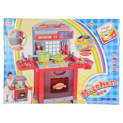 Игровая кухня Xiong Cheng 66x32,5x74,5 см (свет/звук)