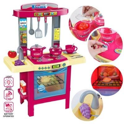 Игровая кухня Bowa 49x29x69 см (свет/звук)