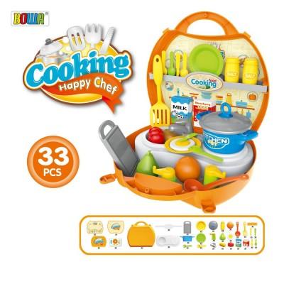 Игровая кухня Bowa (33 предмета)