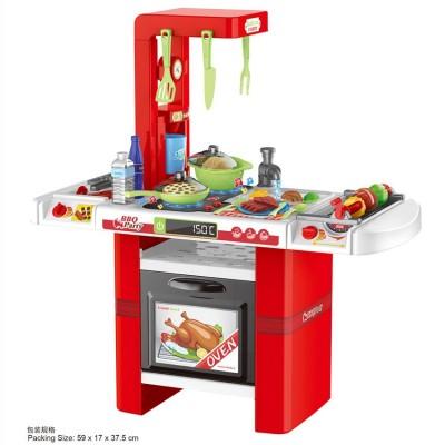 Игровая кухня Bowa 68x29,5×69,5 см (свет/звук/вода)