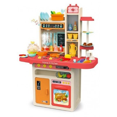 Игровая кухня Good Toys 889-162 71x28,5x93,5 см (свет/звук/вода/пар)