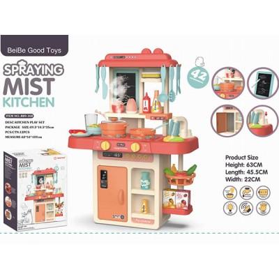 Игровая кухня Good Toys 889-168 45,5x22x63 см (свет/звук/вода/пар)