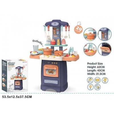Игровая кухня Good Toys 45x21,5x62 см (свет/звук/вода)