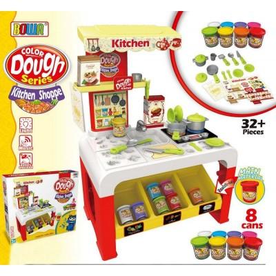 Игровая кухня  8725 Bowa 47x28x65 см (свет/звук)