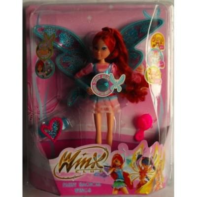 Кукла Winx Bloom 28 см свет/музыка