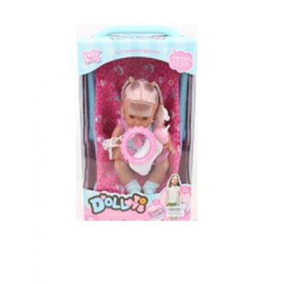 Кукла с люлькой