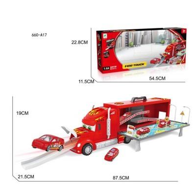 Пожарный автовоз Six-six-Zero