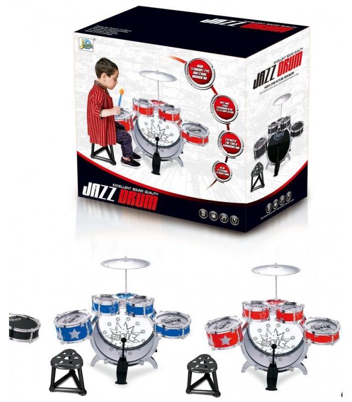 Барабаны Jazz Drum 6604-2