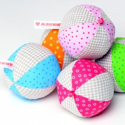 Мячик ЭкоМякиши 362