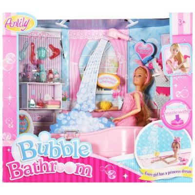 Кукла с ванной