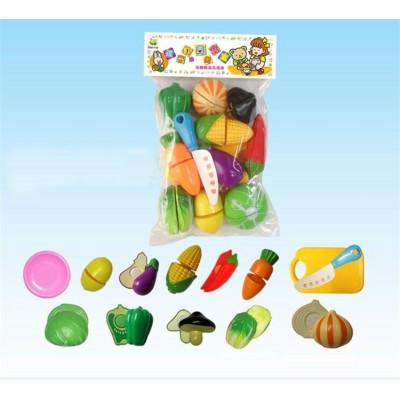 Игровой набор Овощи и фрукты
