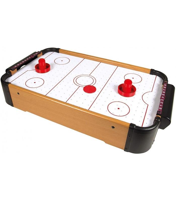Настольная игра Huang Guan Аэрохоккей 69x37x10 см (от батареек)