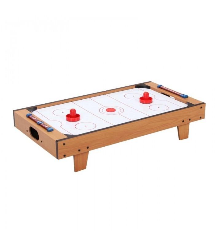 Настольная игра Huang Guan Аэрохоккей 69х36,5х14,9 см (от батареек)