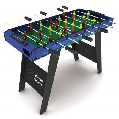 Игровой стол Huang Guan 20615B Футбол 118x51x81 см