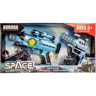 Игровой набор Aurora 2 бластера