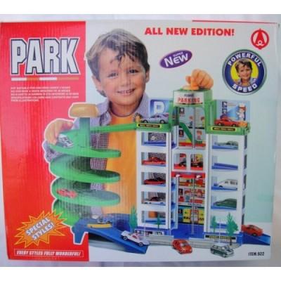 Паркинг 6 уровней