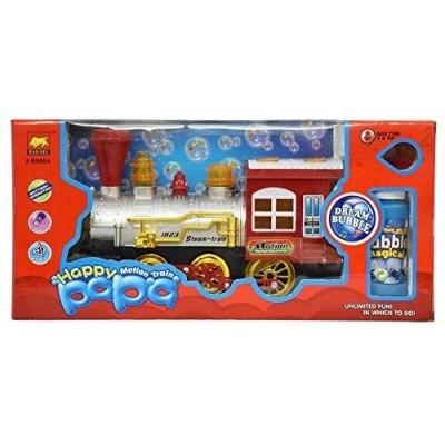 Поезд Ausini (мыльные пузыри, свет/звук)