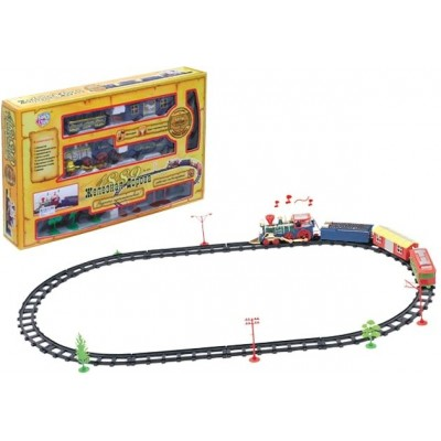 Железная дорога Play Smart (свет/звук)