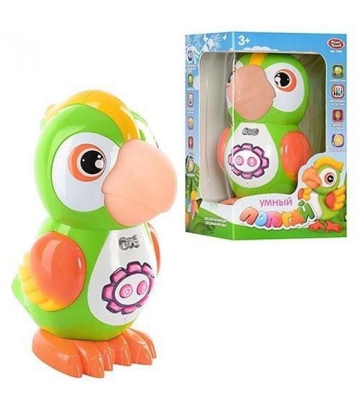 Интерактивная игрушка Play Smart Попугай