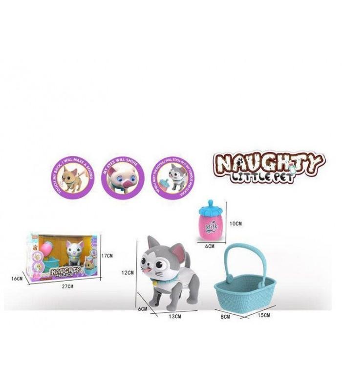 Интерактивный котенок Dison