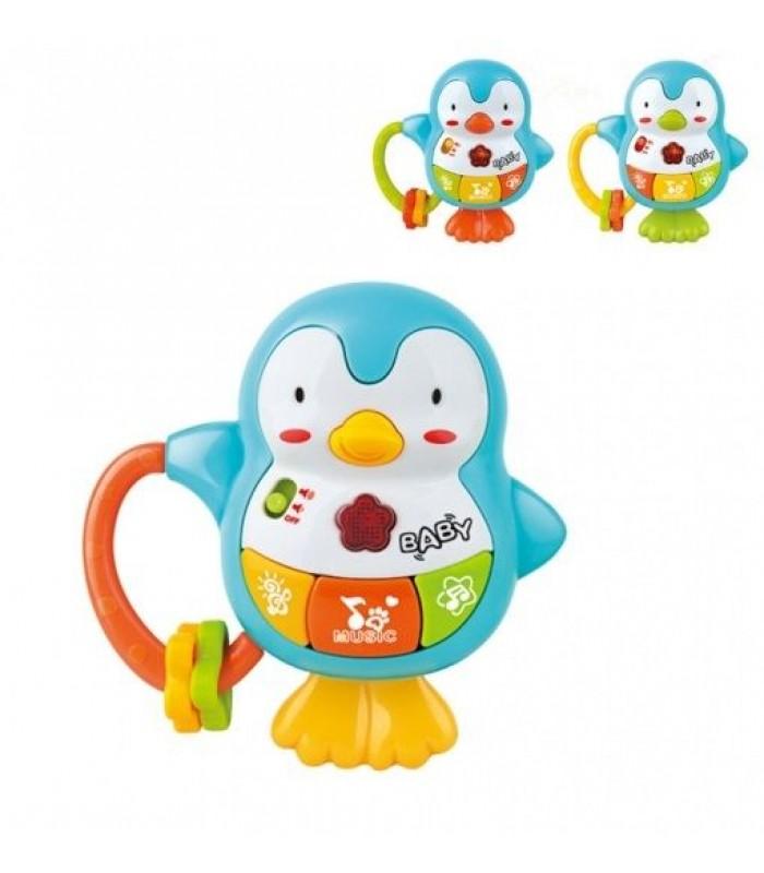 Команда пингвинов (8 шт)