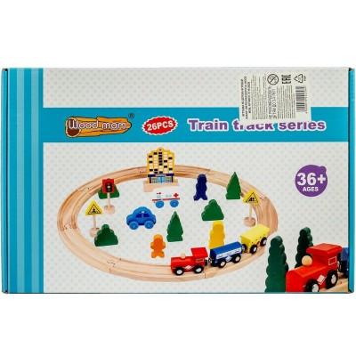 Деревянный набор Wood Mom Toys