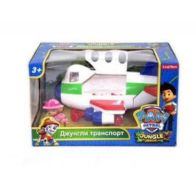 Щенячий патруль Leqi-Toys Джунгли транспорт