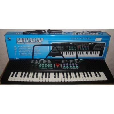 Синтезатор в упаковке: 80x26x8 см