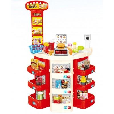 Игровой фаст-фуд Di Yuan Toys 922-20 28PCS!