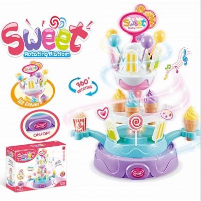 Игровой набор Супермаркет мороженого 32x31x21 см (свет/звук)