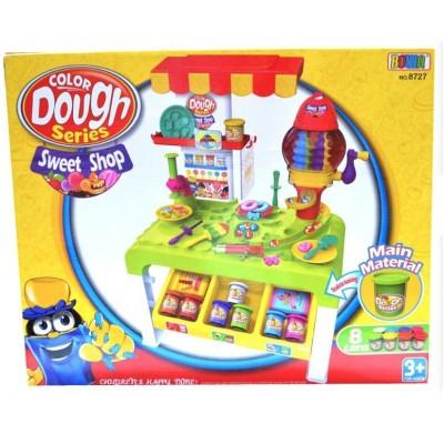 Игровой набор Bowa Магазин сладостей 47x98x65 см (28 предметов)