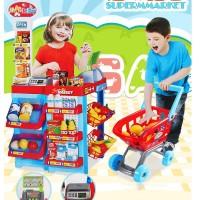 Игровой супермаркет Shun Long 52x48x87 см (свет/звук)