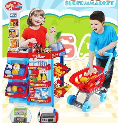 Shun Long sl32352 Игровой супермаркет Shun Long 52x48x87 см (свет/звук)