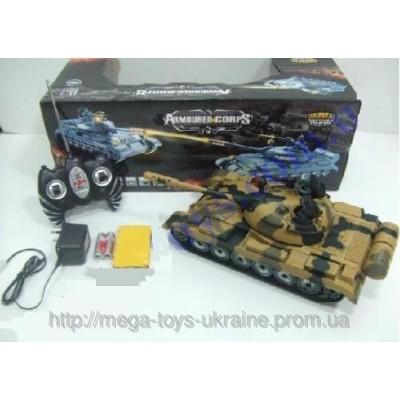 Радиоуправляемый танк 1:16