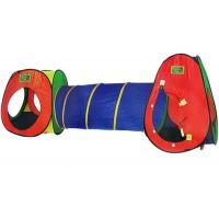 Play Smart 5015 Палатка с тоннелем 270x75x100 см
