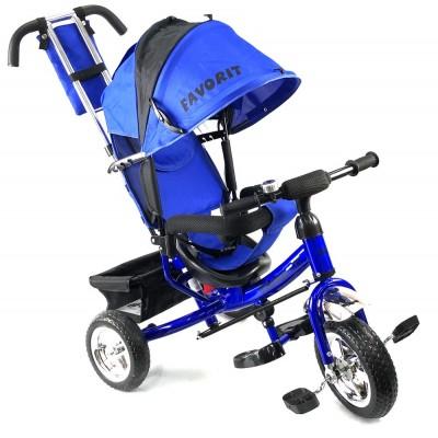 Велосипед Favorit Trike Classic (синий)