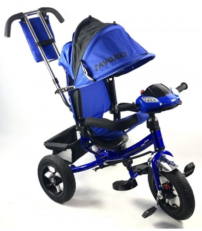 Велосипед Favorit Trike Rally (синий)