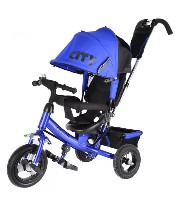 Велосипед Trike City (синий)