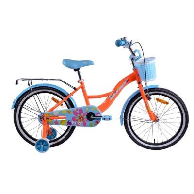 Велосипед Aist Lilo 20 (оранжевый)