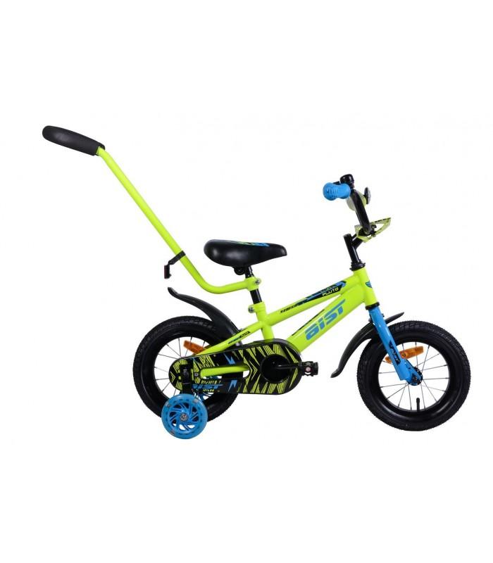 Велосипед Aist Pluto 12 (желтый)