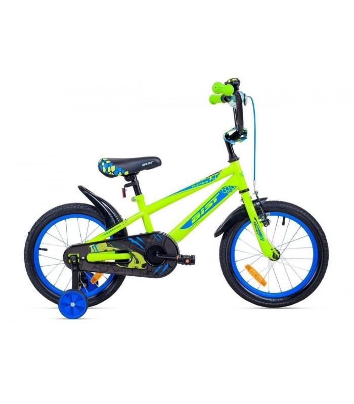 Велосипед Aist Pluto 14 (желтый)