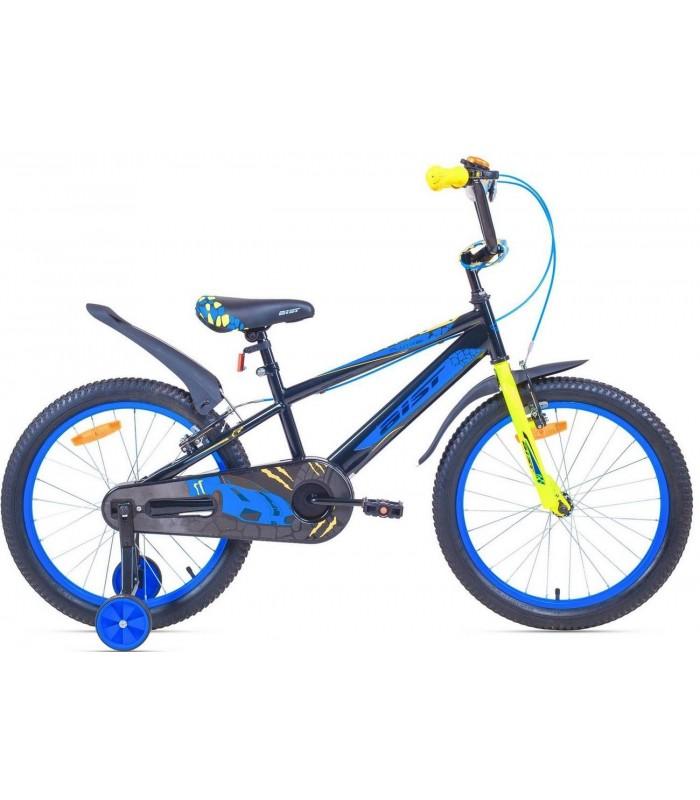 Велосипед Aist Pluto 18 (черный, 2017)