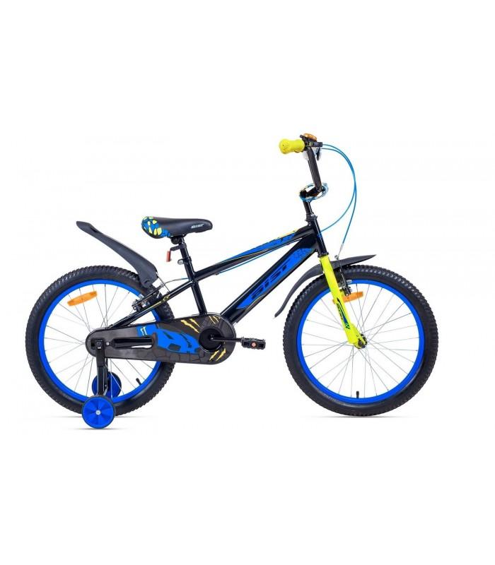 Велосипед Aist Pluto 20 (черный, 2017)